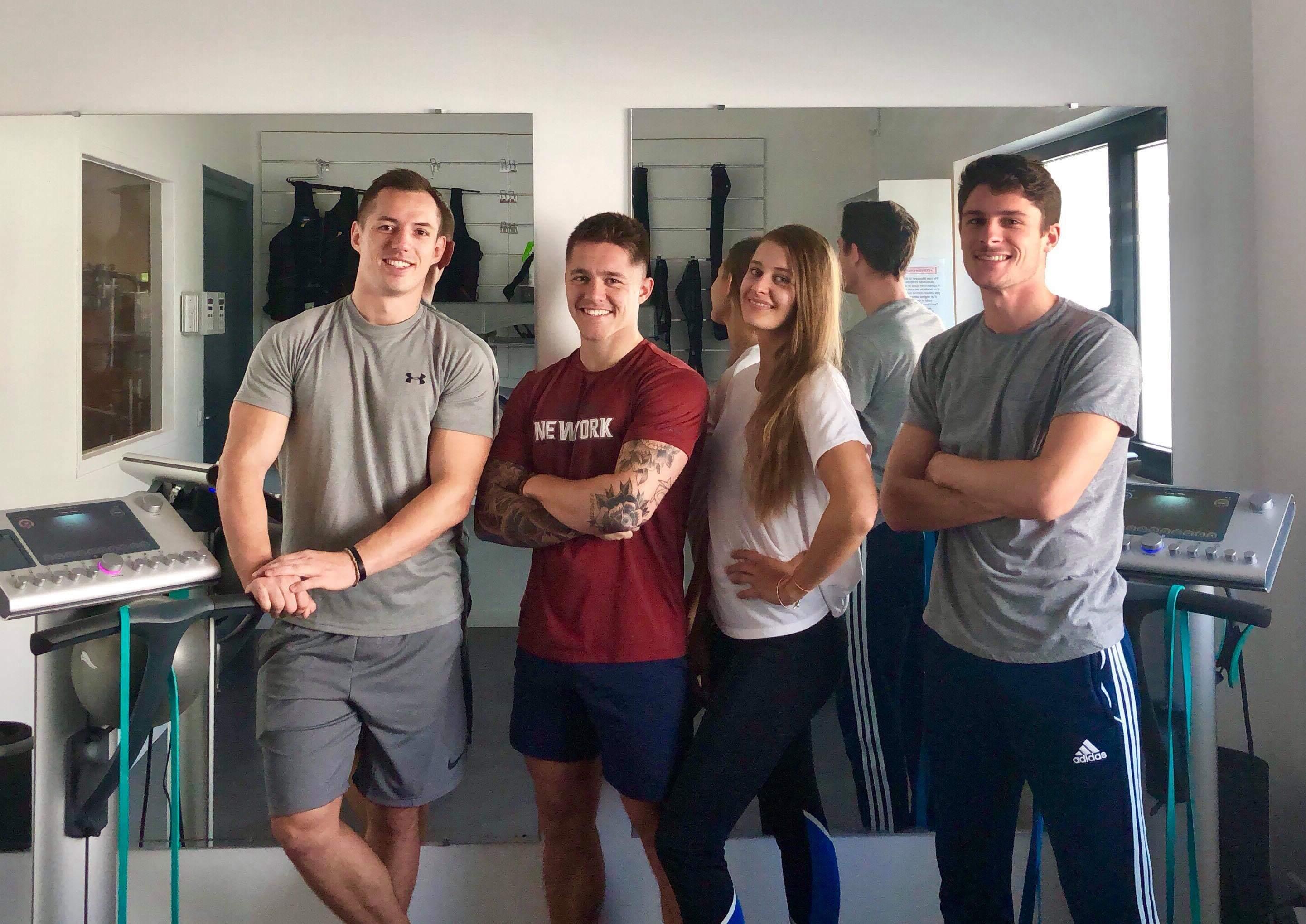 Electrostimulation Lille MIHA BODYTECH sportloft equipe perte de poids perte de cellulite musculation coach fitness